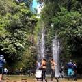 「ター滝」でのトレッキングは身も心もリフレッシュできて最高だった